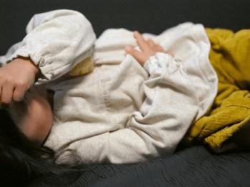 1月初旬から乳幼児の間で流行り始めるロタウィルス胃腸炎