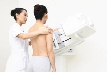マンモグラフィーが痛い胸の大きさ