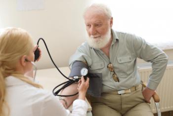 高齢者の血圧(拡張期も)が低い原因
