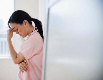 新人看護師のストレス