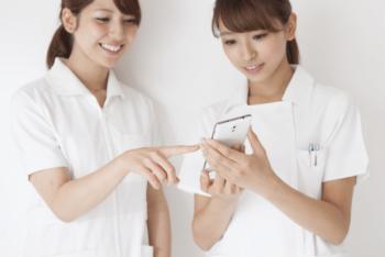 看護師同士の間で良い信頼関係