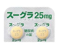 イプラグリフロジンL-ブロリン(スーグラ)