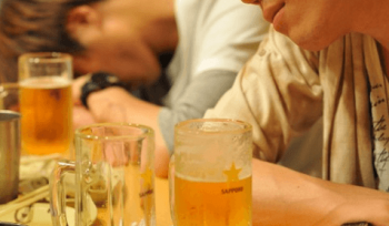 急性アルコール中毒の症状
