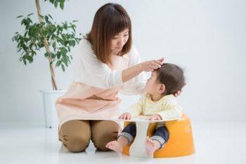 子供がの発熱の対処法